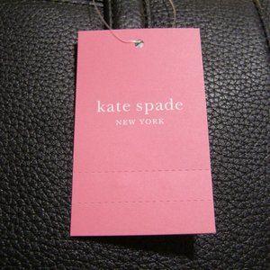 kate spade Bags - Kate Spade Sienne Logo Tote (Black)
